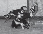 Photo of Washed Up Goalie making a split glove save