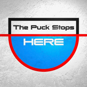 The Puck Stops Here Logo