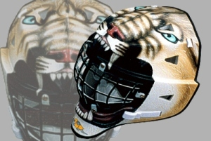 Original John Vanbiesbrouck Florida Panthers Mask