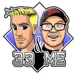 33 and Me Podcast Art