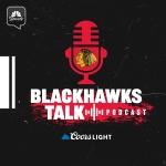 Blackhawks Talk Podcast Art
