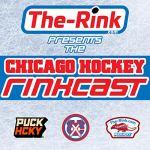 Chicago Hockey RinkCast Podcast Art